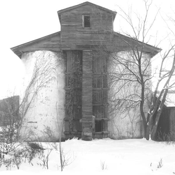 double coal silo calicoon