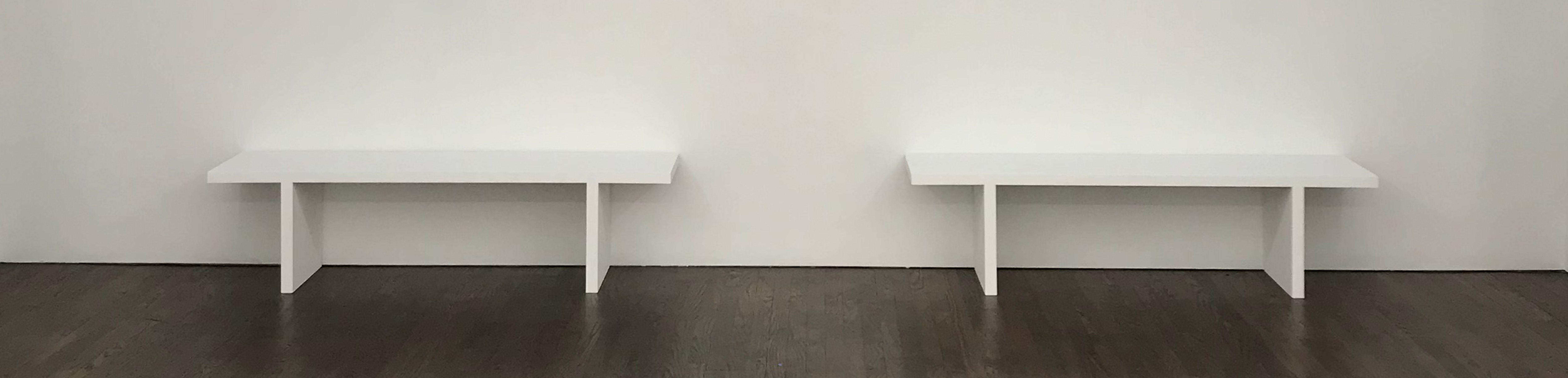 plain benches