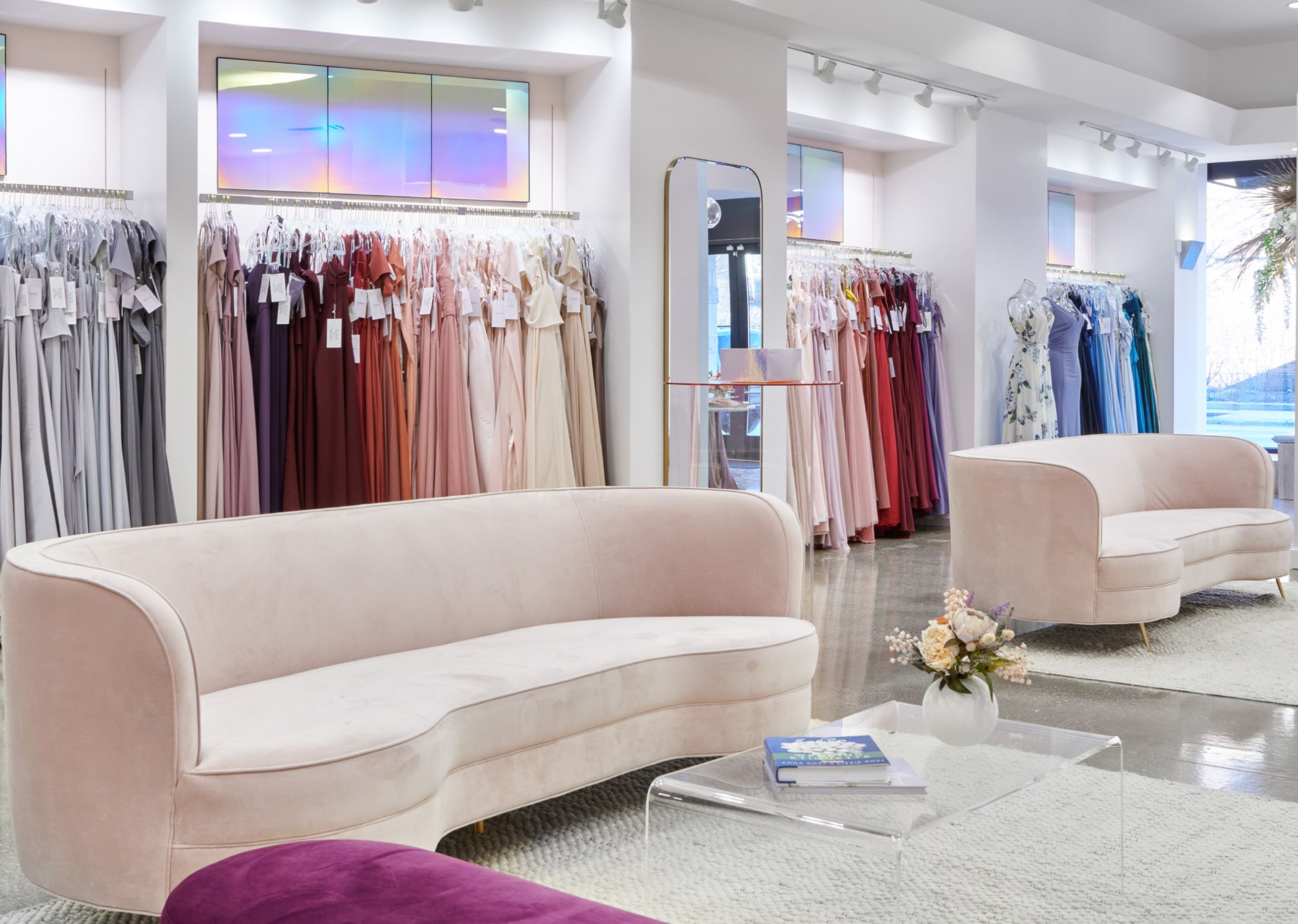 Bridesmaid Dresses in New York City