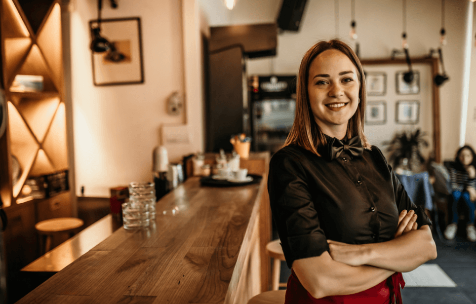 Hård konkurrence i restaurationsbranchen