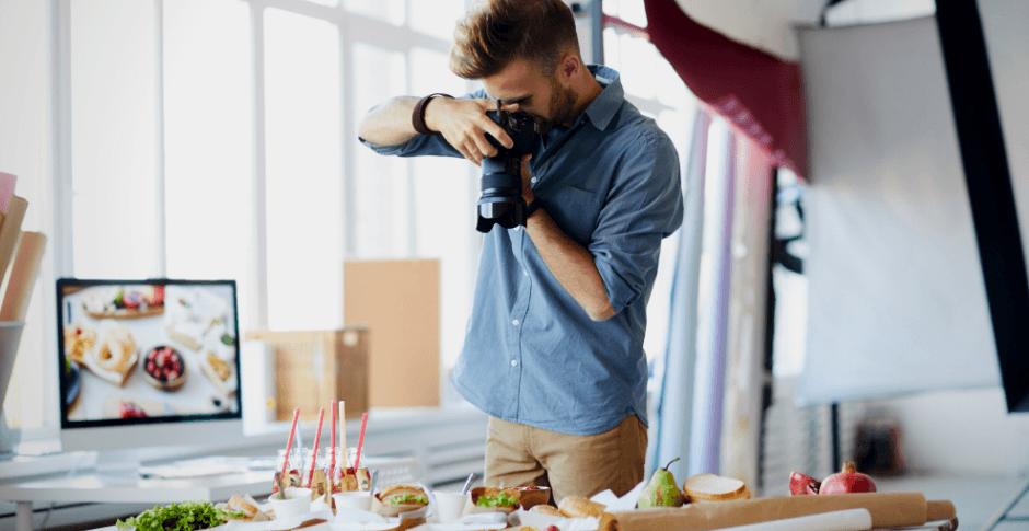 Restauranten din på sosiale medier