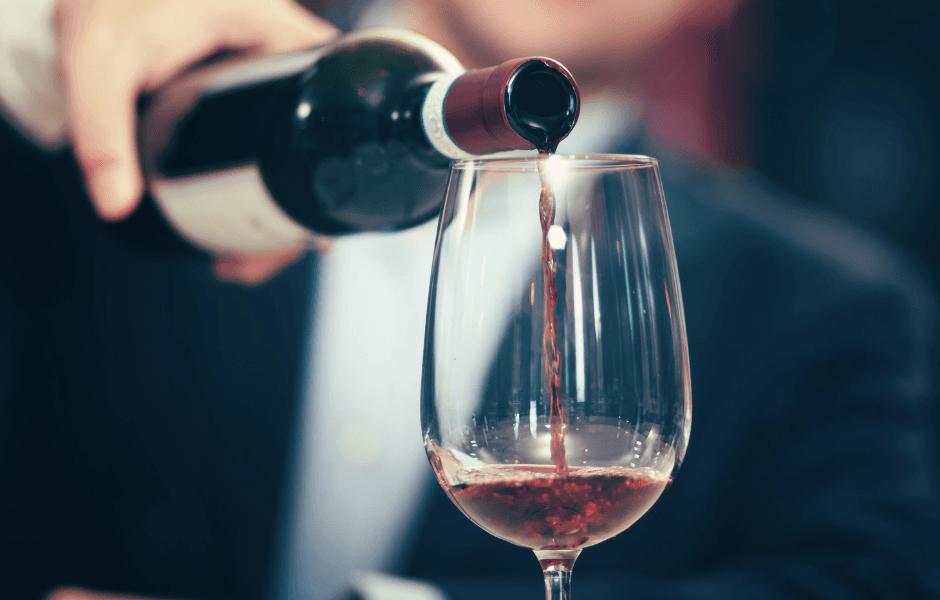 Rødvin i din restaurant