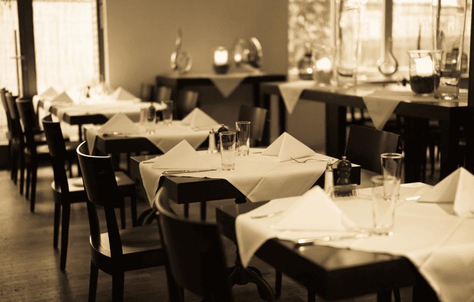 Flere restauranter går konkurs