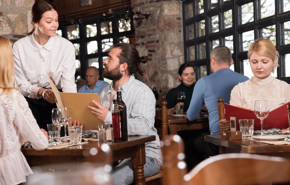 Hvordan at prissætte dit menukort korrekt