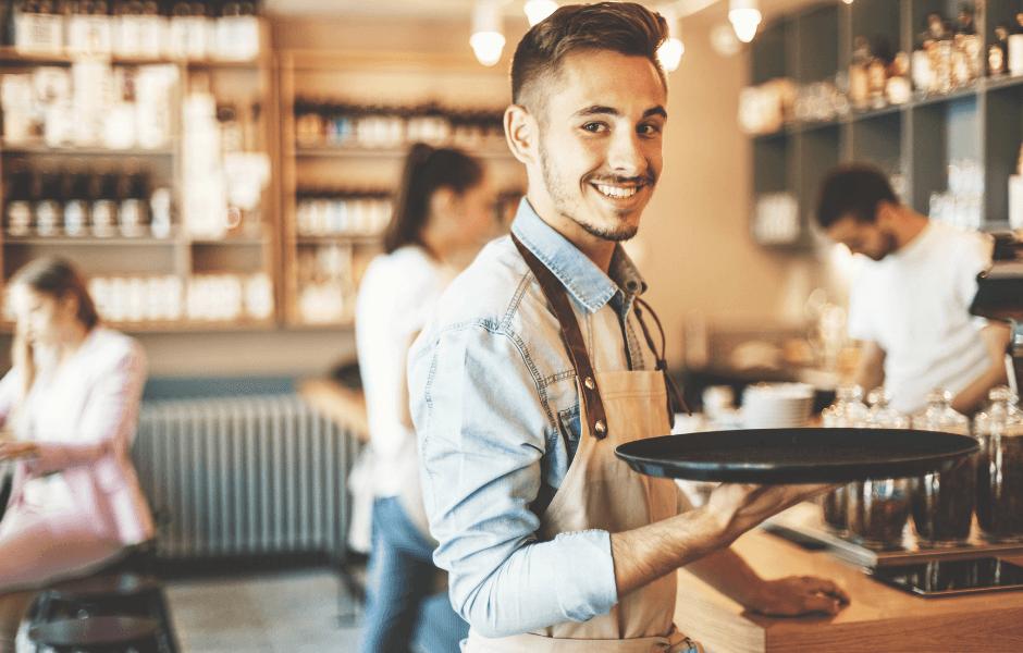 Glade medarbejdere i din restaurant