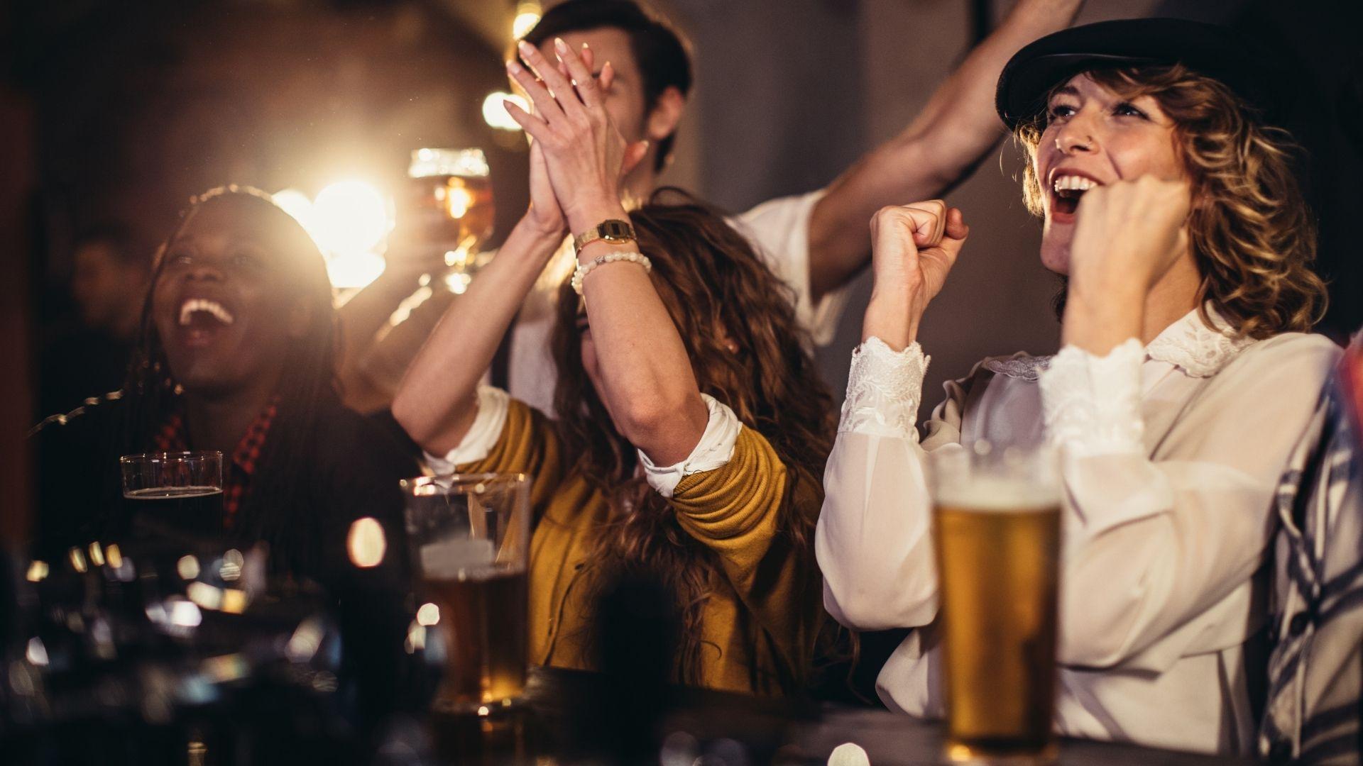 OL i baren din