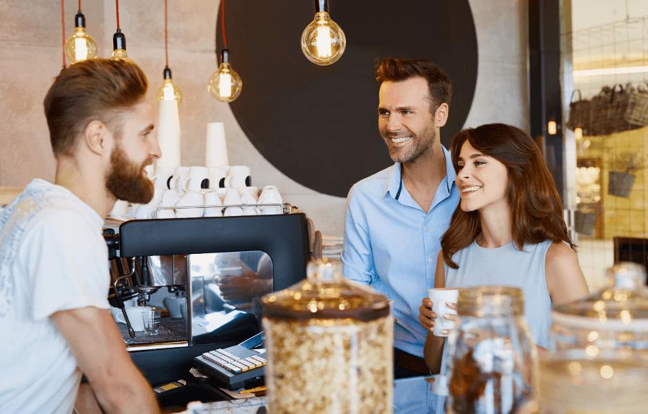 Quickorder Kassesystem til restauranter