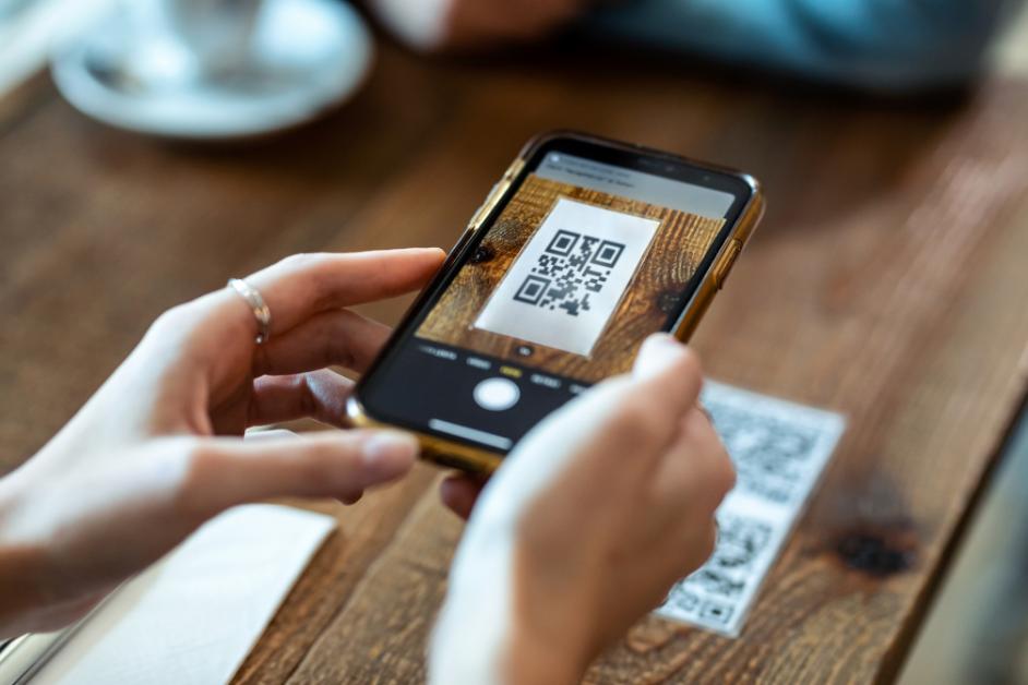 Mobile ordering at restaurants