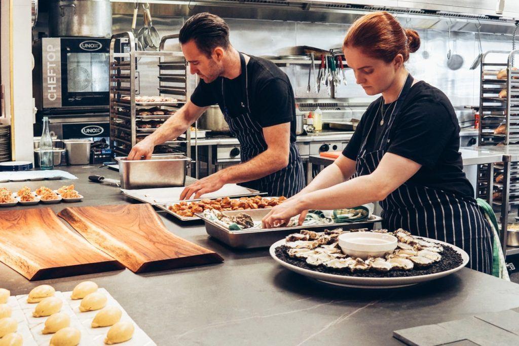 Er restaurantpersonalet ditt glade?
