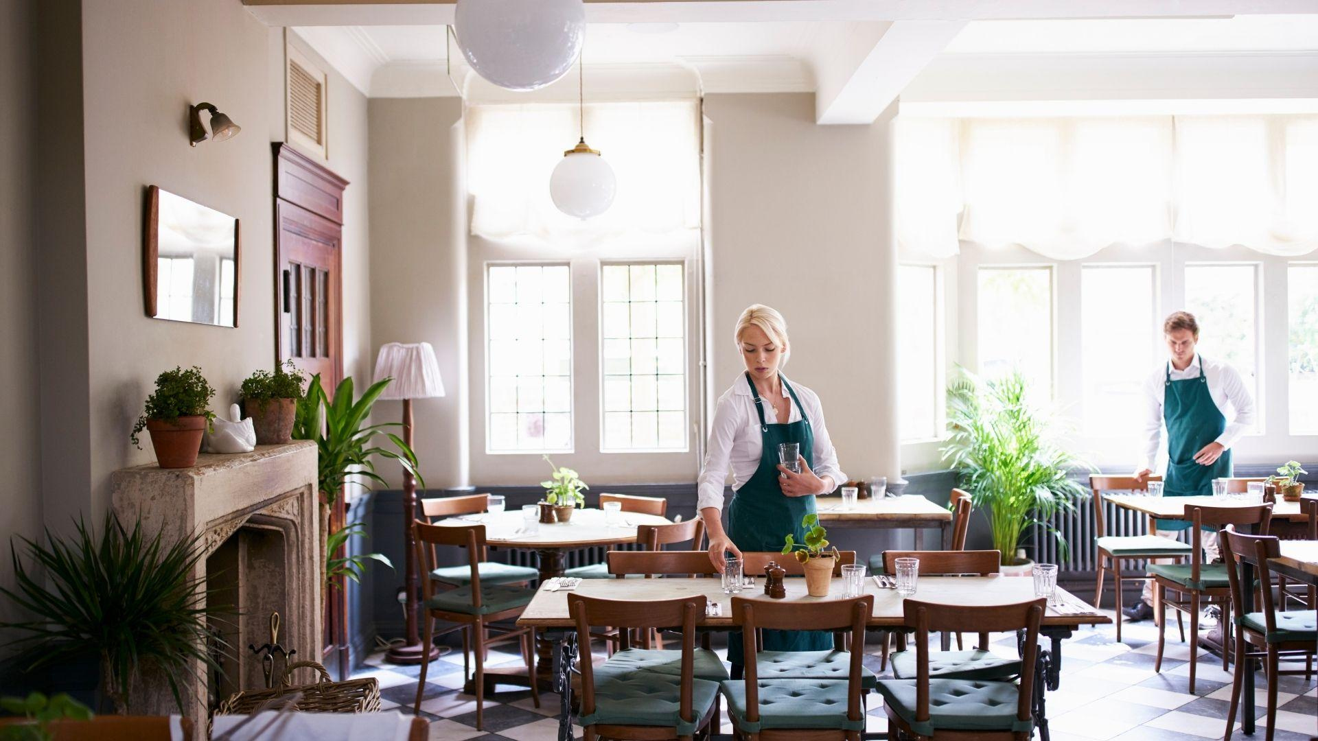 Labour shortage in the restaurant industry
