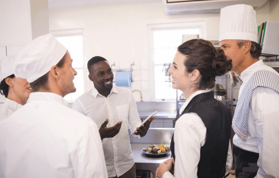 Er din restaurant ansatte lykkelig