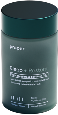 Sleep + Restore Hemp 30d product image