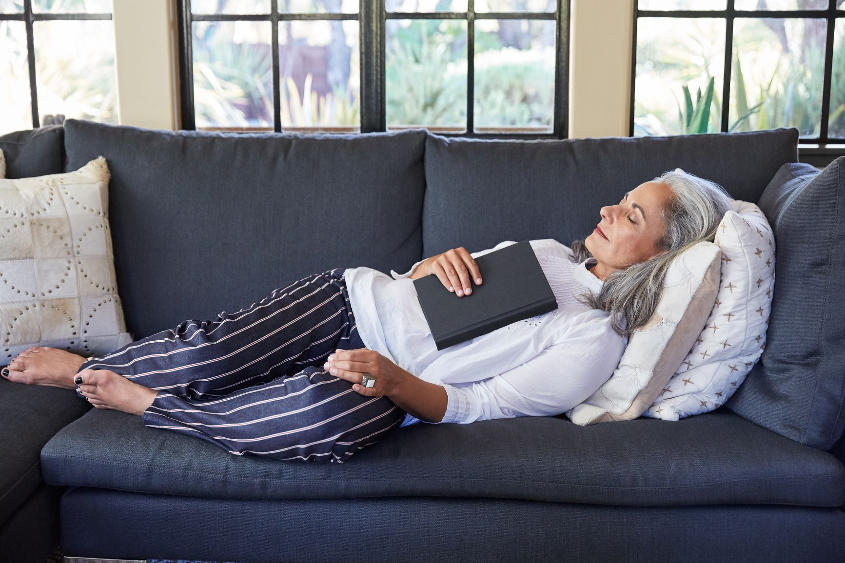 Sleep Problems During Menopause: Causes + Treatment