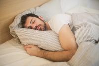 man sleeping | how to take melatonin | Proper