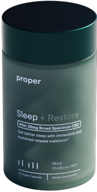 Sleep + Restore with Hemp product image