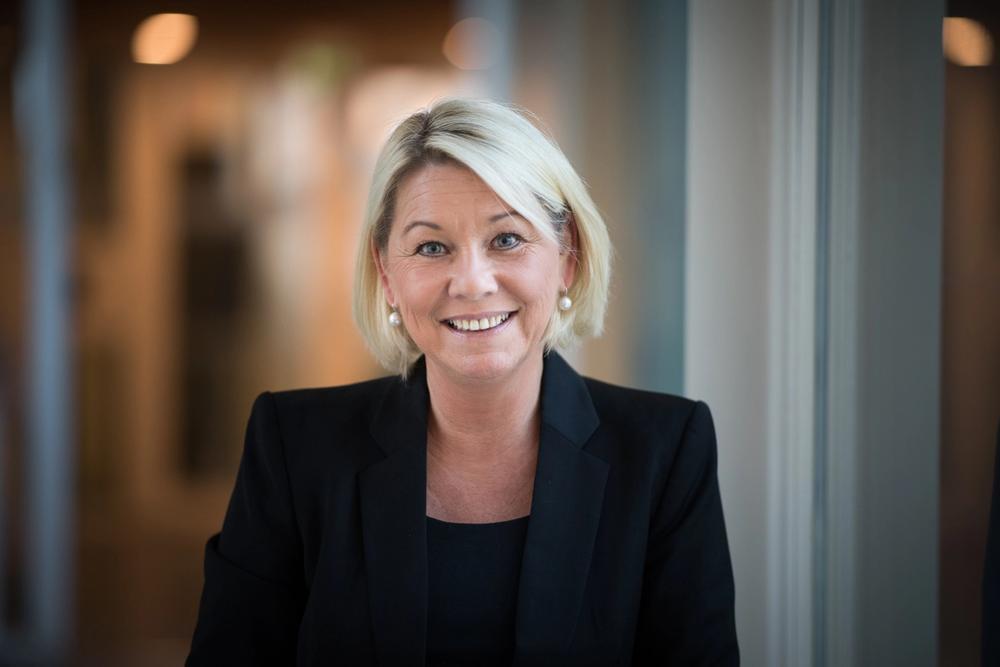 Bilde av Monica Mæland, Kommunal- og moderniseringsminister