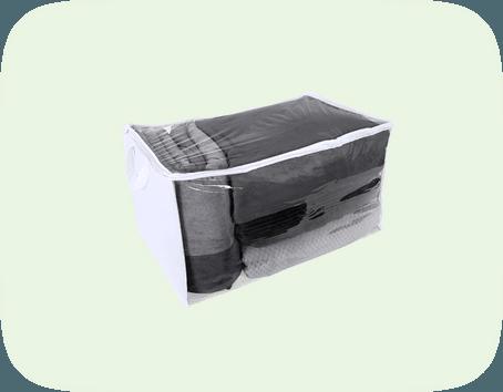 Oppbevaringspose - 1 liten ting - 25 kr/mnd