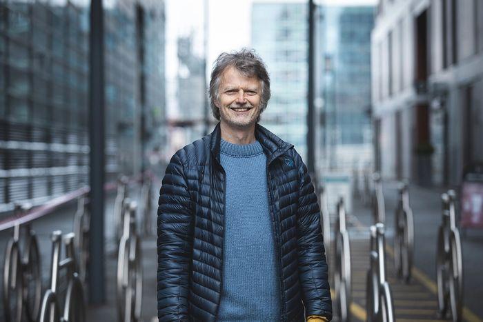 Erling Fossen er daglig leder i OMA