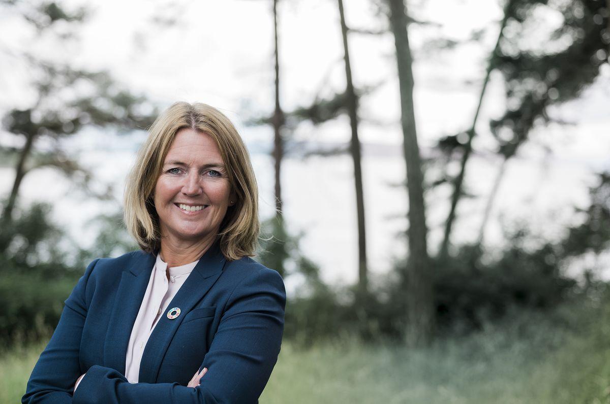 Grete Aspelund er konserndirektør i Sweco Norge