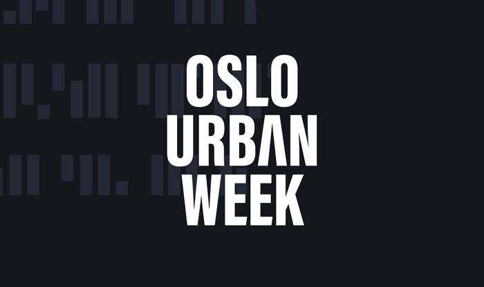 Logo Oslo Urban Week