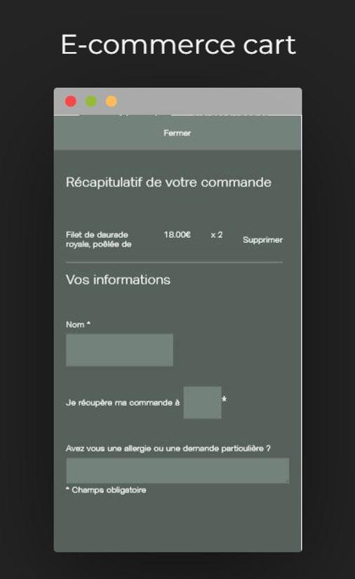 E-commerce- mobile