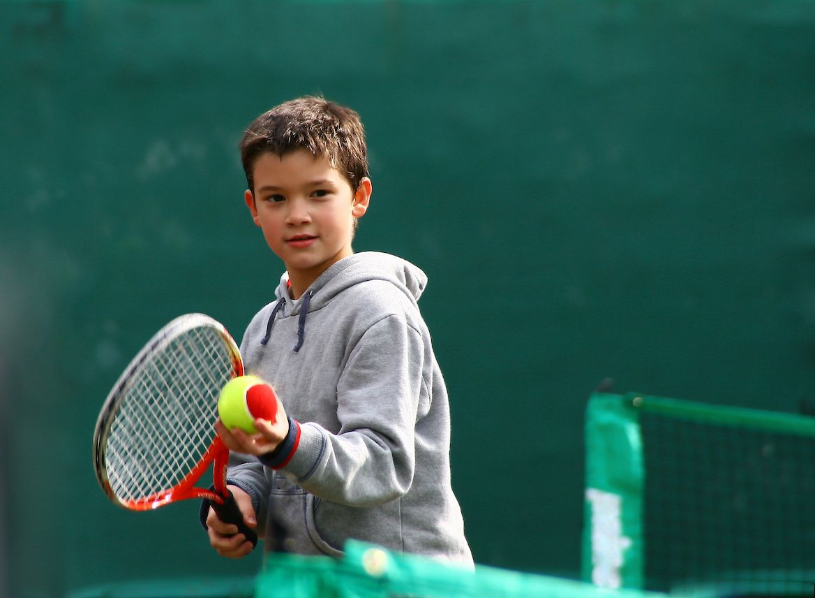 Enhancing Well-Being Through Tennis