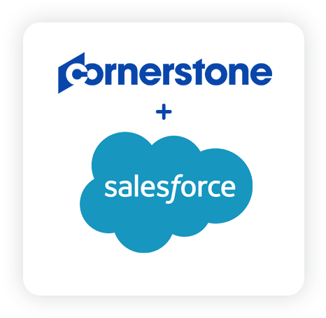 csod and salesforce