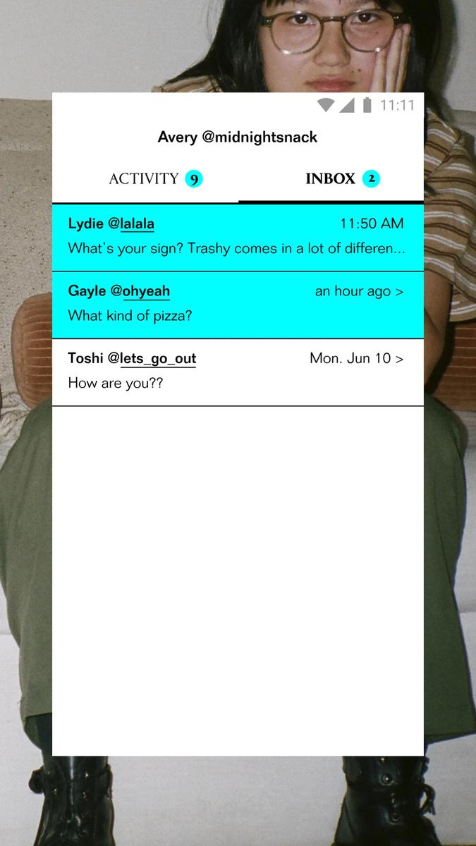Lex app android screenshot