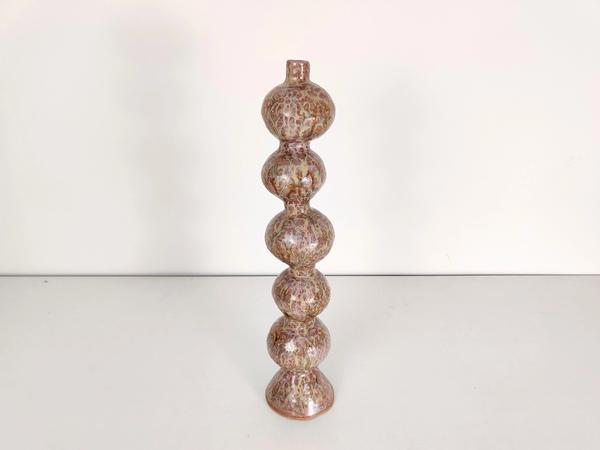 Five Balls ceramic vase