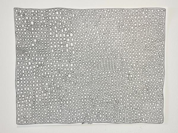 Infinity Bricks Study drawing