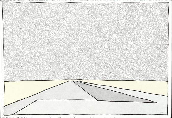 Landscape 2 drawing