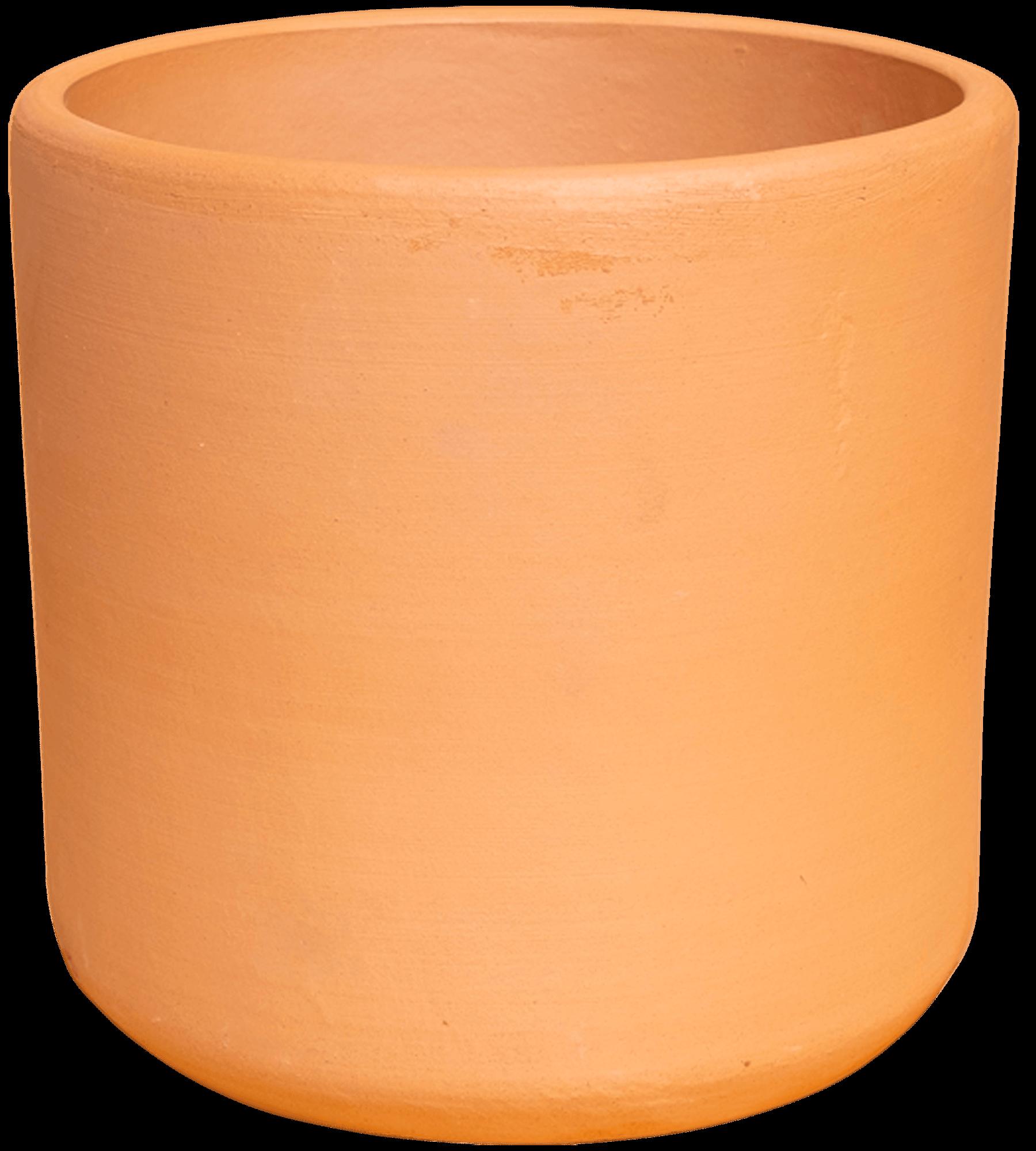 Buff Terra Cylinder Planter 6