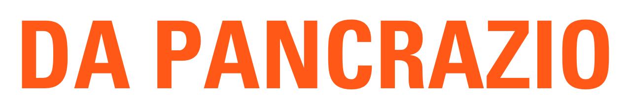 DA PANCRAZIO Logo