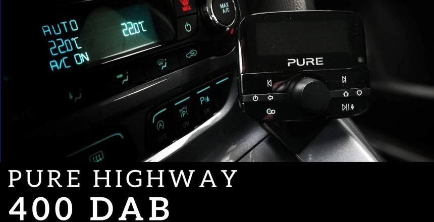 Pure Highway 400 DAB