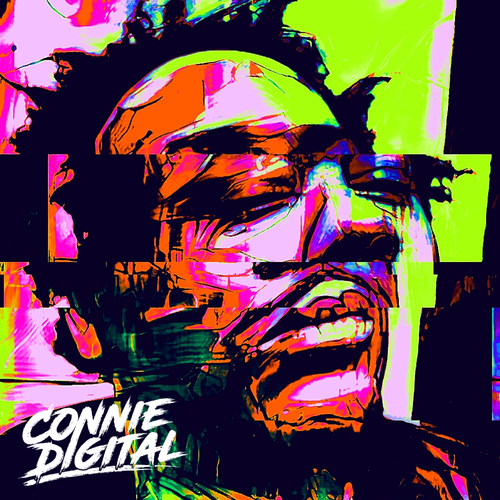 Splitting Headache (Neon Variant) by Connie Digital