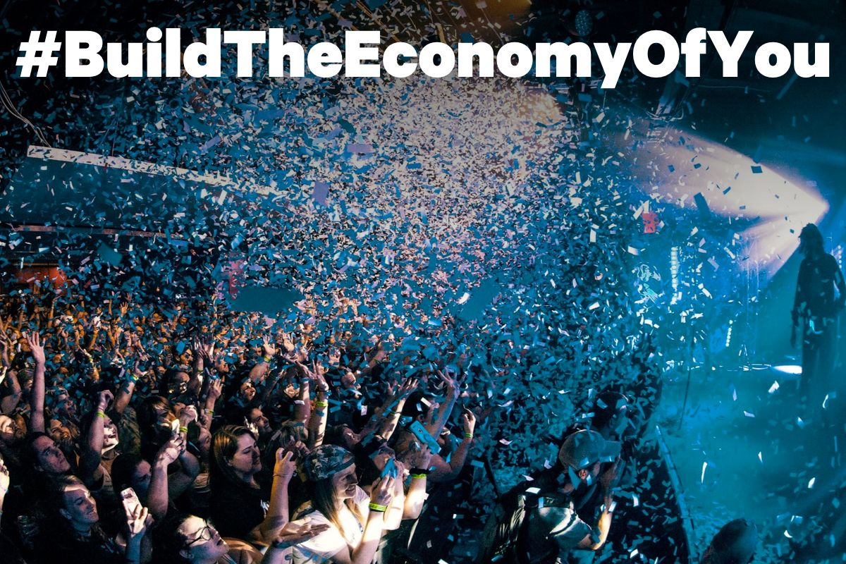 Build the Economy of You #buildtheconomyofyou