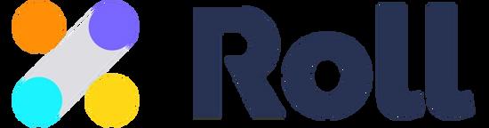 Roll social currencies logo