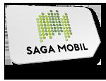 Saga Mobil - Saga Privat+ 12GB