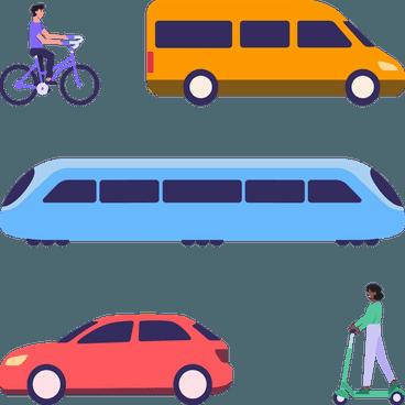 Multi-modal Mobility