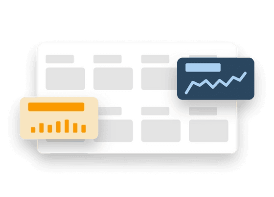 Track what's important with custom KPIs