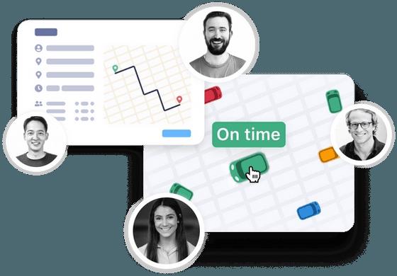 Spare's customer success team