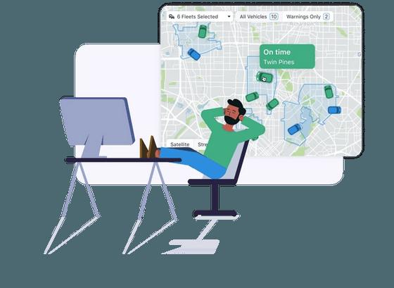 Mobility service admin