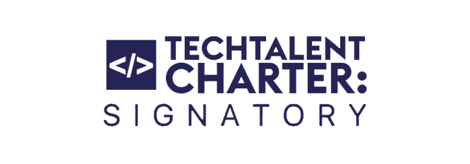Tech Talent Signatory Logo