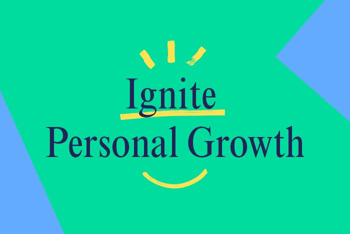Ignite Personal Growth event imagery