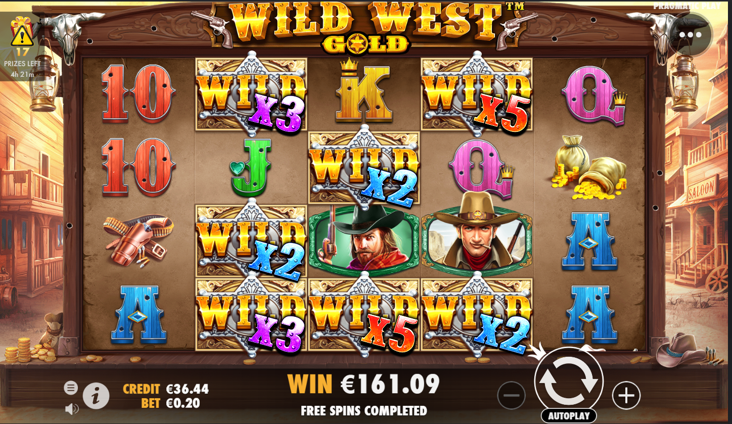 Wild West Gold-logo