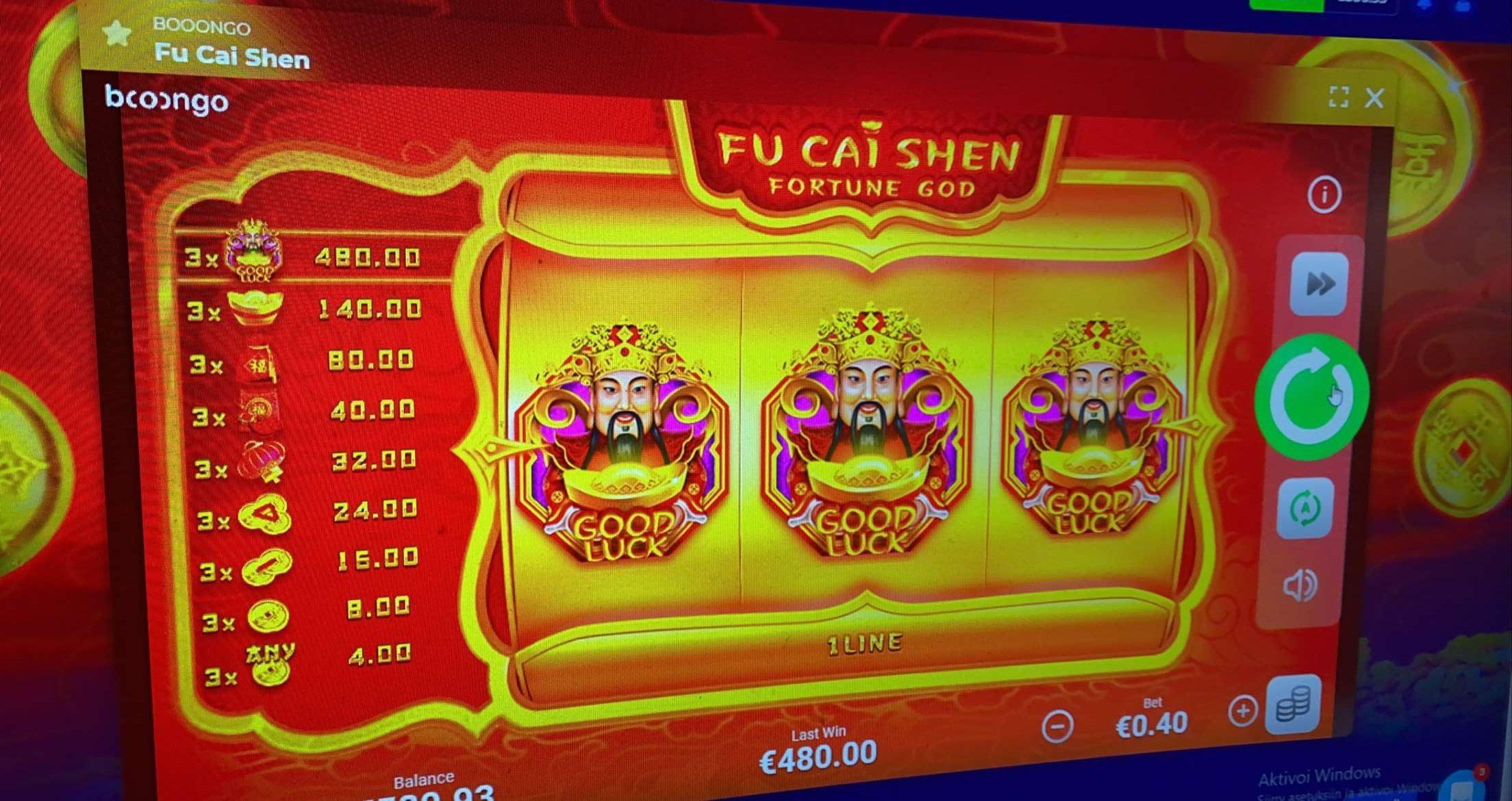 Fu Cai Shen Fortune God-logo