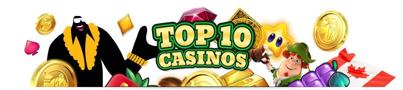 Top 10 list of the best casinos in Canada for your own purpose. Do you like free spins, bonus money, or no deposit bonus? Set own filters to find the best!