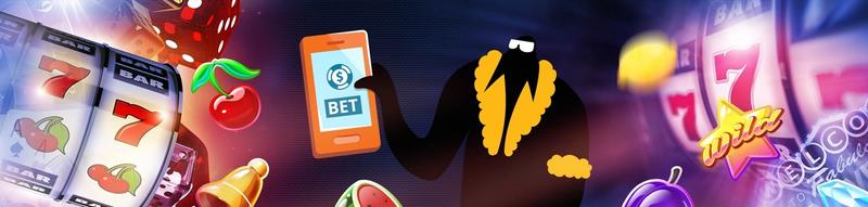 Mobile casino sites - Play slots on mobile phone-banner