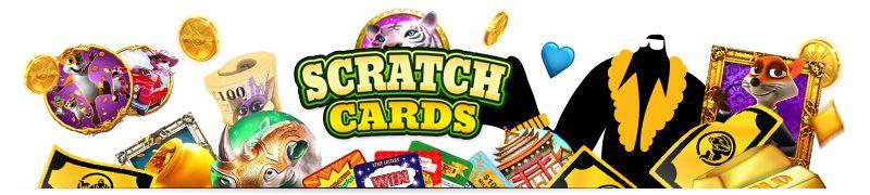 scratchcards online