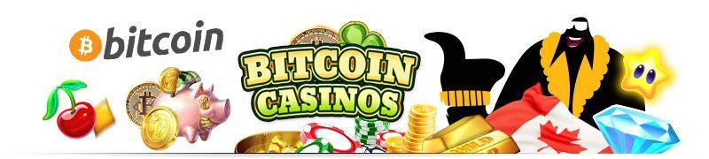 Bitcoin casinos canada